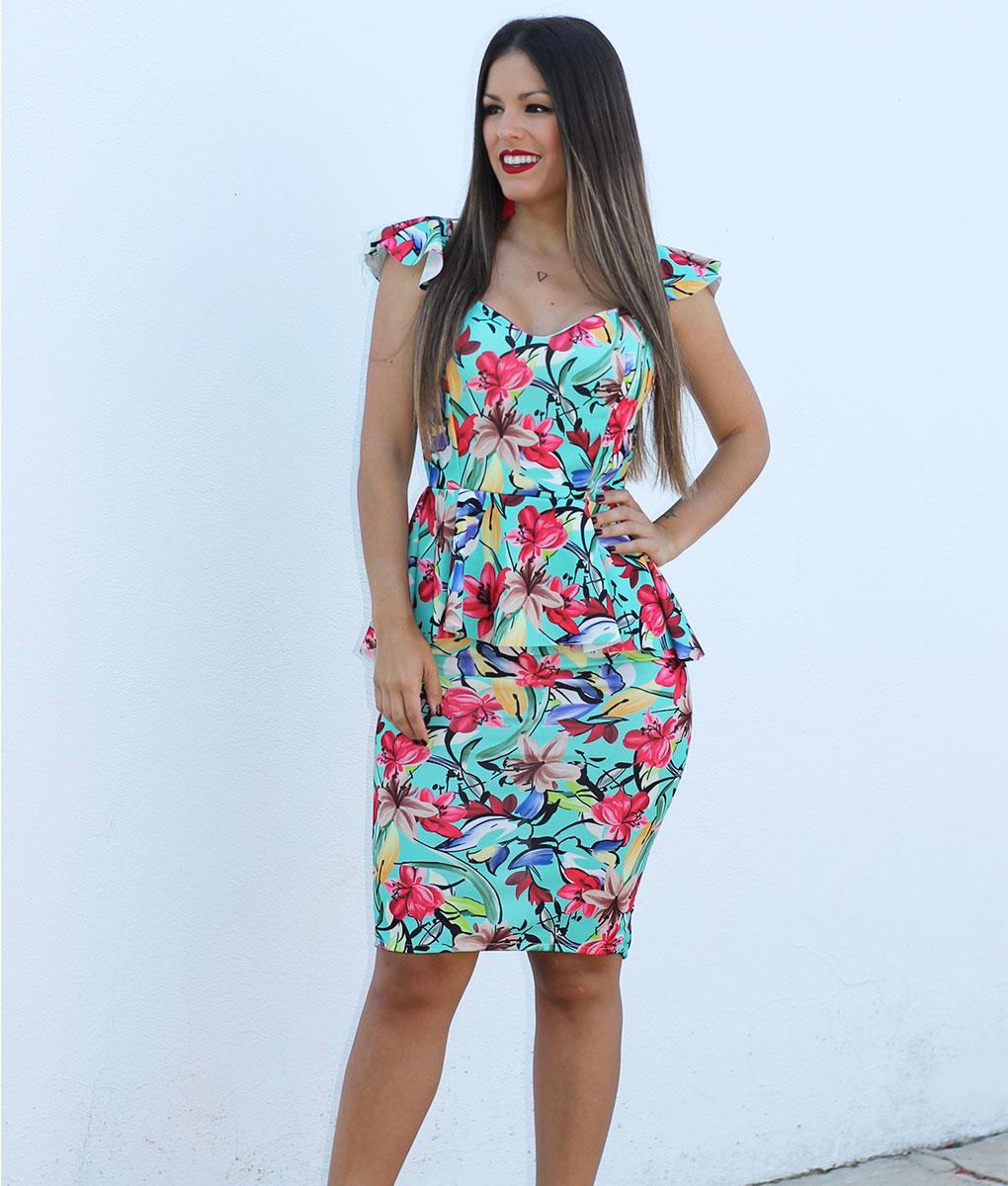 b02d35a7a Vestido Tropico – KL Moda