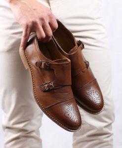 zapato hebillas